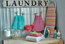 Laundry room  / by Tanja Hartenberger