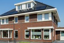 Woning typologieën / Wij geloven dat doordachte vormgeving en hoogwaardige kwaliteit bijdragen aan een langere levensduur van woningen en gebouwen. In de ontwerpfase houden we hier voor u al rekening mee.