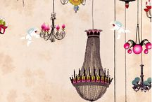 Chandeliers  / by Carrie Richardson