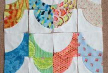 Quilts-Drunkards Path