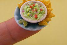 Miniature food / Tasty