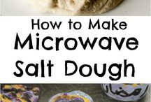 salt dough ideas