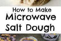 salt dough ideas