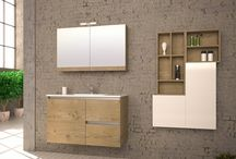 "BLEND /  ""BLEND"" BATHROOM FURNITURE,home,new,interior design,accesories,set,new,style,bath,tiles,product,idea,decoration,woman,mirror,porcelain,επιπλο μπανιου,μπανιο,νιπτηρας,καθρεπτης,πλακακια,idea,spa,architecture,decoration,white,MODERN,laminate"