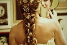 Rapunzel , Rapunzel, Let Down Your Hair! / by Jessica Beaudry
