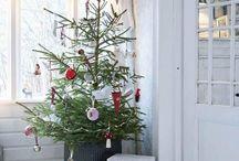 Christmas  / Christmas inspiration and to give that cosy Christmas feeling.