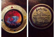 Geocoins / by Bellevue Rare Coins
