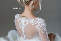 fryzury weselne