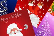 Christmas Web Design Elements / Christmas Web Design Elements