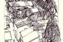 Urban Sketchers Composition