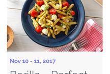 Barilla - Perfect Pasta Party