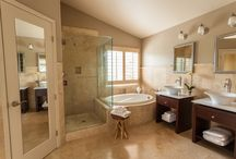 bathroom remodel / kindly do not repin more than ten of my pins at one time. thank you so much. blessings! / by gerre lynne