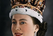 Kings and Queens of Britain / by Elizabeth Bennett