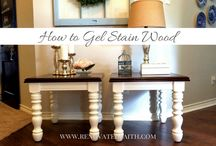 dining table renovation