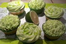 'little house' cupcakes