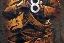mexican tattoo zapata