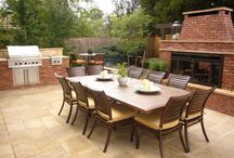Outdoor Spaces / by Erika Karp