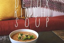 Blog Recipes: Soups / Easy and quick meals for lunch time