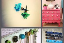 DIY Ideas for the Home / Simple DIY Ideas for the home including some of our very own #TurtleTips