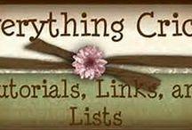 Cricut ideas / by Nicole Byrd