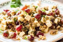 Salate - Kalte Speisen