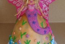 Kids Princess Cakes