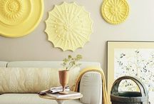 Wall decor / Ideas and inspirations for home walls