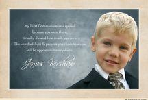 jakes 1st communion