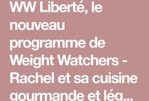 recettes Wright watchers