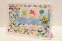 Stampin up ideas!