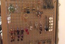 Jewellery tidy