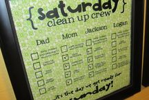 Family Charts / by Stacy Harrison-Butters
