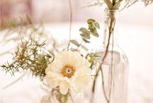 arrajos de flores para enfeites de mesa