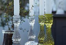Velas & candelabros