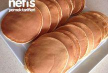 Pan cake yapımı