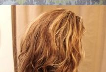 Hair ideas / by Jackie Morgan-Bilpush