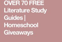 Study / Study guides and anything else that can help me at school.