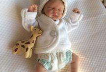 bébés miniature