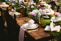 Table and buffet