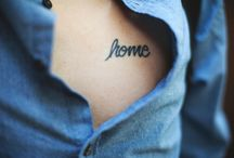 New,You,Tattoo / by Nicole Isabel