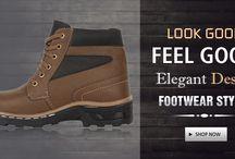 Men's Boots Footwear