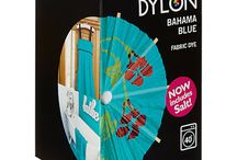 DYLON Bahama Mavi - Bahama Blue - Fabric Dye With Salt