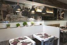 steak house interior