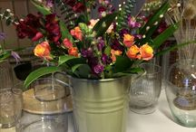 Contract Vases for Hotels and Restaurant by Wendy B