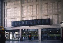 Gare d'Amiens / La gare ferroviaire d'Amiens.