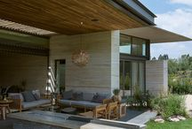 Architecture- contemporary houses