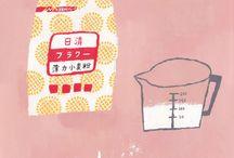 イラスト / illustrations
