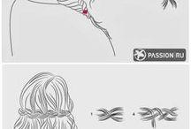 Penteados de trança