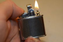 Vintage Cigarette Lighters, Ashtrays, and Cigarette Cases / All things tobacco, but mostly cigarette lighters I collect, repair and resell on Etsy.
