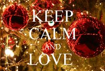 Kerstmis keep calm